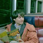 Tobey Maguire in The Ice Storm, reading Fantastic Four #141