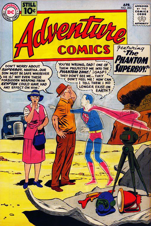 Adventure Comics #283 - April 1961