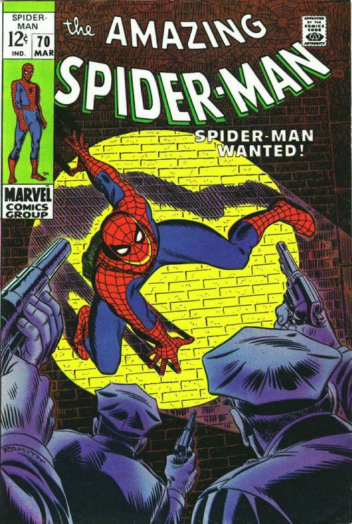Amazing Spider-Man #70 - March, 1969