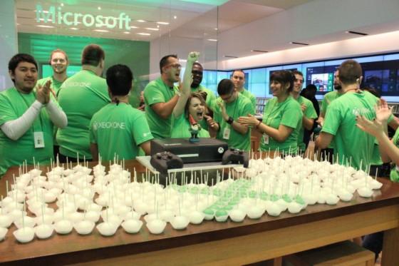 Xbox Launch