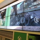 Killer Instinct and Forza were available for demo play in the Microsoft Store.