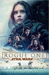rogue one novel