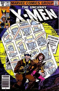 Uncanny X-Men #141 - Days of Future Past