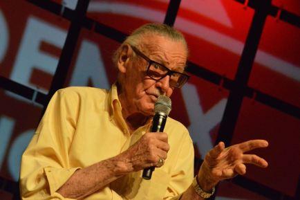 Stan Lee at Phoenix Comicon