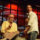 Stan Lee and Todd McFarlane