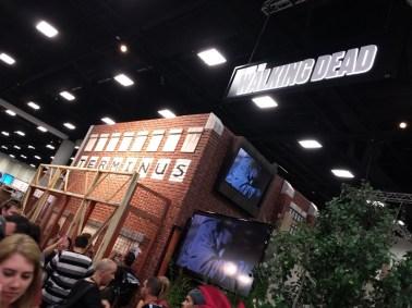 The Walking Dead-Terminus Exhibit