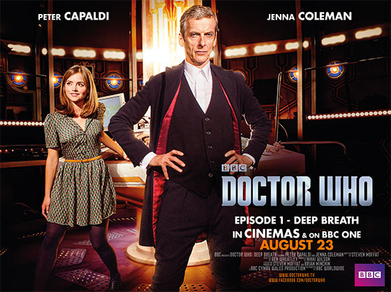 Doctor Who: Deep Breath in cinemas
