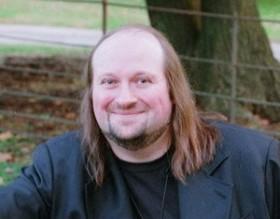 Brian Christgau, writer of Six-Gun Gorilla: Long Days of Vengeance