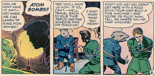Alarming Tales #1 (1957)