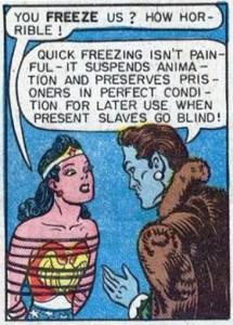 Wonder Woman #13 – June, 1945