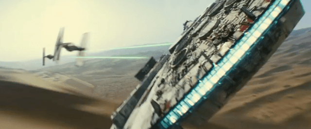 Star Wars: The Force Awakens teaser