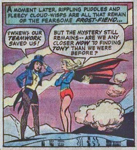 Supergirl #7 – October, 1973
