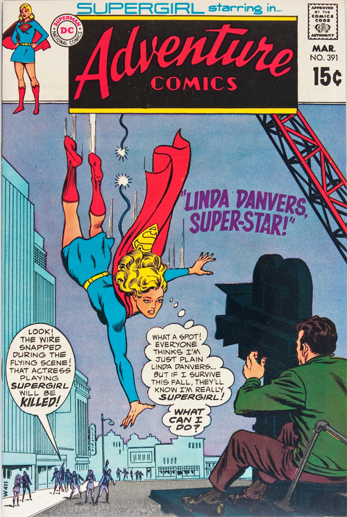 Adventure Comics #391 – March, 1970