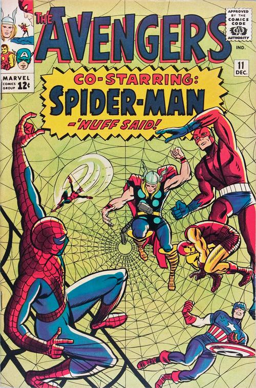 Avengers #11 – December, 1964