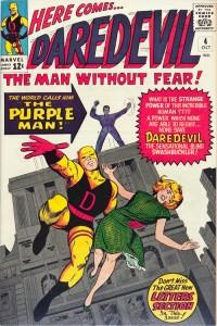 Daredevil #4 - October, 1964