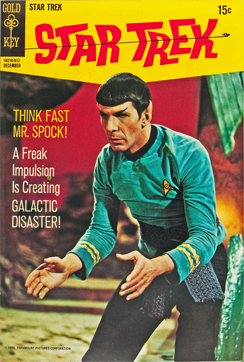 Star Trek #6 – December, 1969