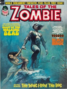 Tales of the Zombie #1