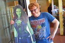 Gamora with new friend