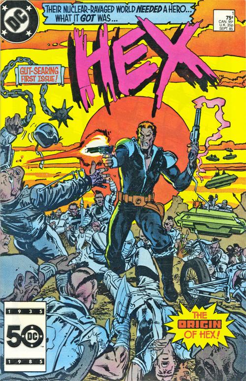 Hex #1 – September, 1985