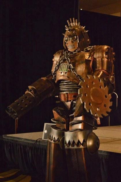 Gentleman Robot