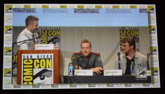San Diego Comic Con 2015: Thursday
