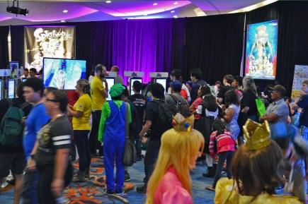 Nintendo Gaming Lounge