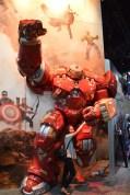 Life-sized Hulkbuster