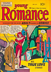 Young Romance #1 (1947)
