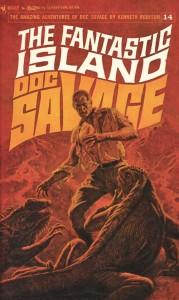 Doc Savage: The Fantastic Island