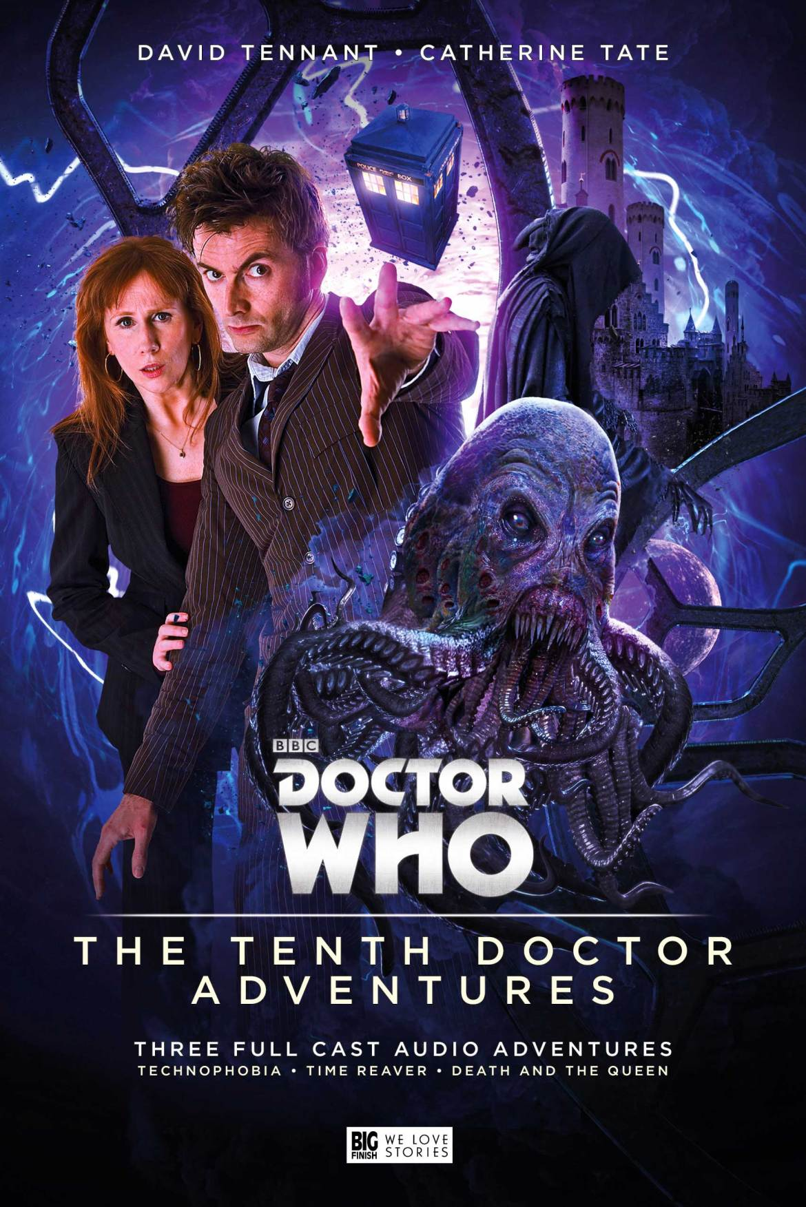 Doctor Who: Tenth Doctor audio adventures from Big Finish Productions