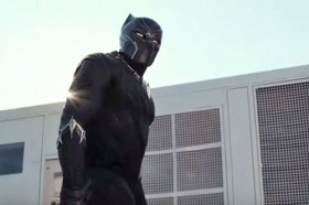 Black Panther in Captain America: Civil War