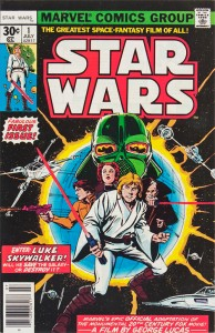 Marve Comics Star Wars #1 (1977)