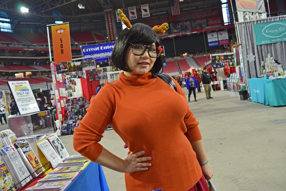 Phoenix Comicon Fan Fest 2015