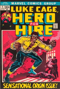 Luke Cage, Hero for Hire #1 - June, 1972