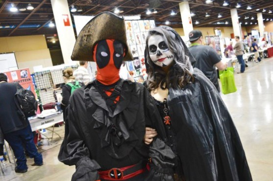 Amazing Arizona Comic Con 2016