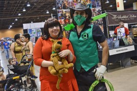 Velma, Scooby and old west Green Lantern