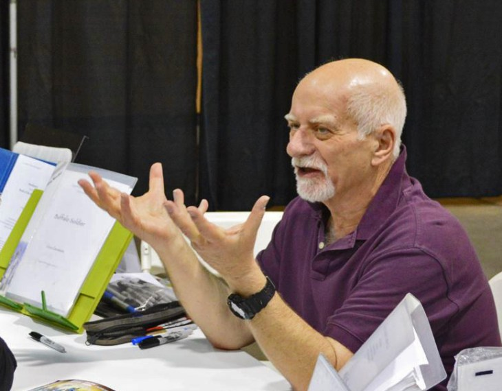 Chris Claremont - Amazing Arizona Comic Con - February 12. 2016