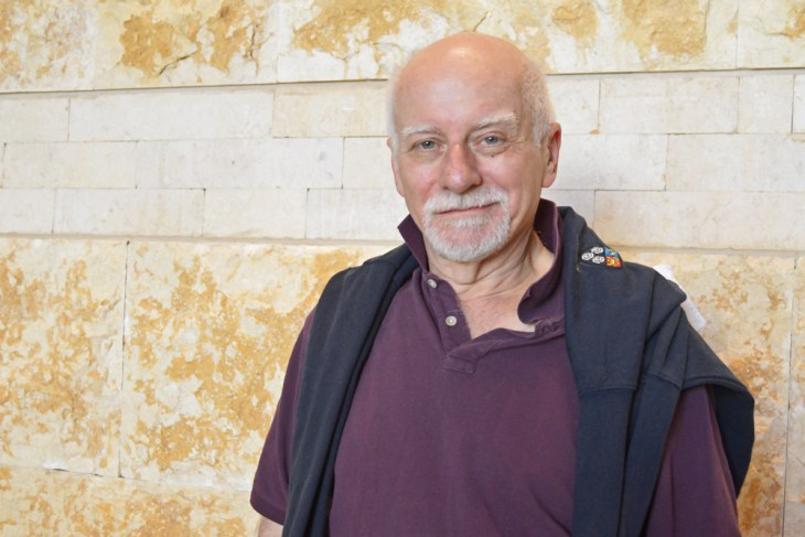 Legendary author, Chris Claremont - Phoenix's Sheraton Grand hotel, Feb. 12, 2016