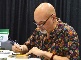 Artist and Author, George Perez