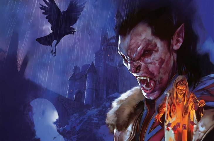 Dungeons & Dragons: Curse of Strahd