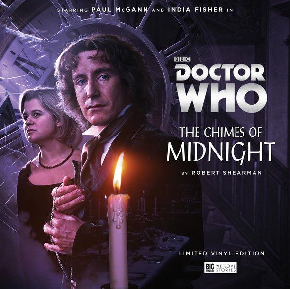 Doctor Who Big Finish vinyl The Chimes of Midnight