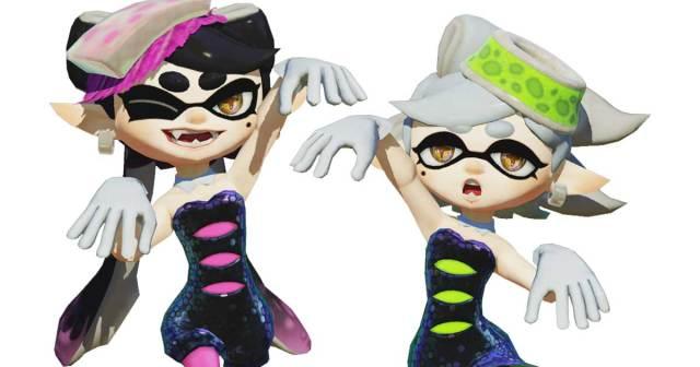 Splatoon's Squid Sisters, Callie and Marie