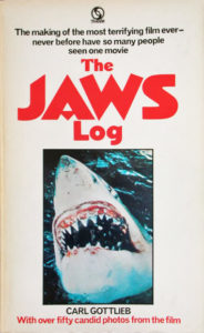The Jaws Log by Carl Gottlieb (1975)