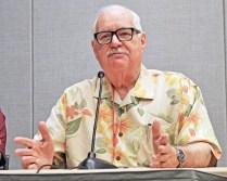 Carl Gottlieb at Phoenix Comicon Jaws Panel