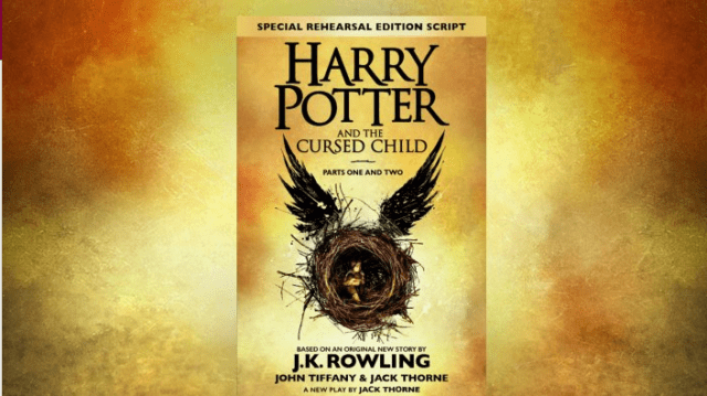 Harry Potter and the Cursed Child script