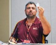 Joe Fortunato at Phoenix Comicon Jaws Panel