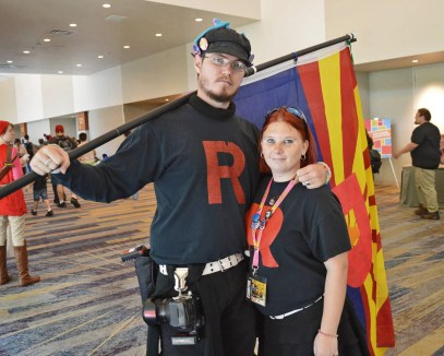 Phoenix Comicon 2016 - Thursday
