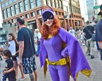 Batgirl (from Heroes United AZ) at Phoenix Comicon 2016