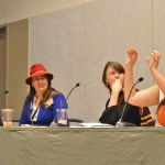 Constellations and Pop culture - (L-R) Lisa Will, Karen Knierman, Amelia Stahl, Teresa Ashcraft