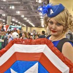 An amazing cosplayer at Phoenix Comicon 2016